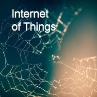 Internet of Things, smashed glass